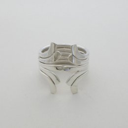 Versatile Mexican Sterling Silver Ring
