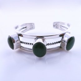 Taxco Silver Vintage Beauty Cuff