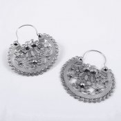 Silver Mazahua Morning Dreams Hoops
