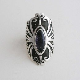 Taxco Wild Flowers Silver Ring