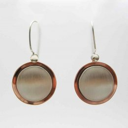 Taxco Mixed Metals Earrings