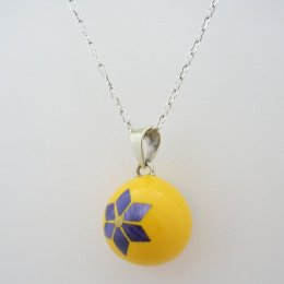 Taxco Silver Plated harmony Ball