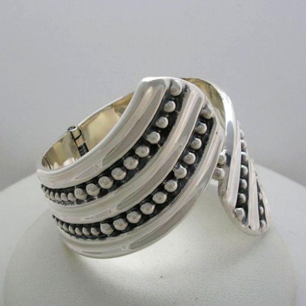 Mexican Jewelry Silver Bracelet